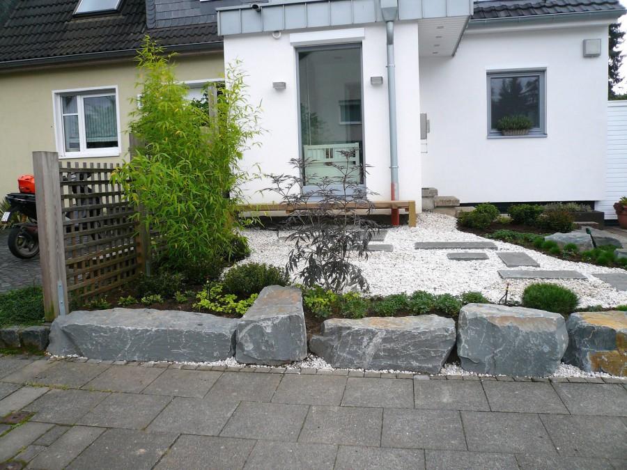 Andreas Bandowski Gartengestaltung Vorgarten Das Entree Eines Hauses